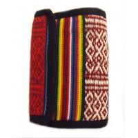 Rainbow Wallet - Handmade in Nepal - Stylish, Colourful & Fair Trade - 100% cotton