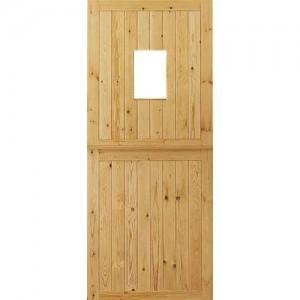 Timber Door