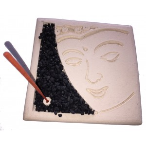 Zen Garden Buddha Incense Holder - Fair Trade