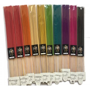 Assorted Thai Incense Sticks ( set of 10 wonderful Fragrances )
