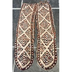 Afghan Socks - Genuine -  Hand Knitted - Fair Trade